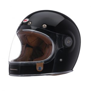 Bell – Solid Black Bullitt Full Face Helmet