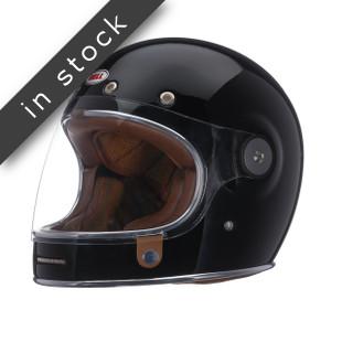 Bell – Solid Black Bullitt Full Face Helmet