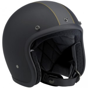 Bonanza Helmet – LE Racer Black/Grey/Gold