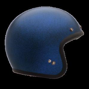 Bell Custom 500 Helmet – Matte Blue Flake