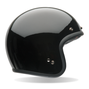 Bell Custom 500 – Solid Black