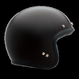 Bell Custom 500 – Solid Matte Black