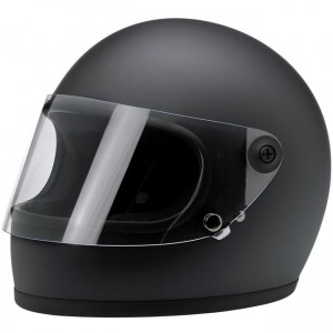 Gringo S Helmet – Flat Black