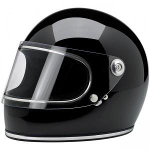 Gringo S Helmet – Gloss Black