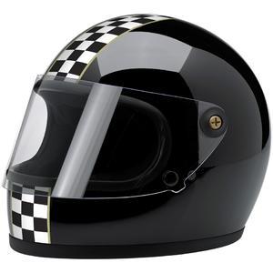 Gringo S Helmet – LE Checker Gloss Black