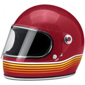 Gringo S Helmet – LE Spectrum Wine Red MF