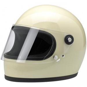 Gringo S Helmet – Gloss Vintage White