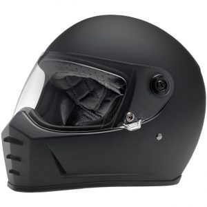 Lane Splitter Helmet – Flat Black