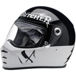 Lane Splitter Helmet – Rusty Butcher