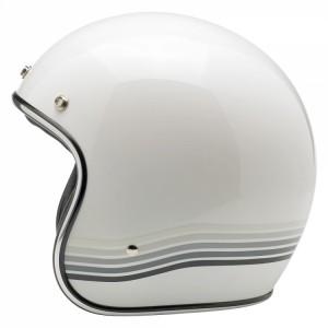 Bonanza LE Spectrum Helmet – White/Silver